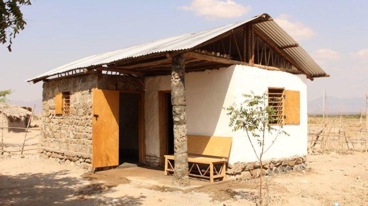Une-Babus-house par C-re-a.i.d - Kilimandjaro, Tanzanie