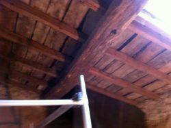 chantier Claude Lefrançois - isolation comble aménageable - Puy de Dôme