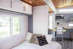 Chambre et ouvertures vitrées - Aurora par Zero Squared - Canada