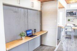 Espace bureau et mini séjour - Aurora par Zero Squared - Canada