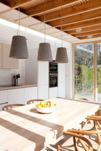 Salle séjour - Charred-Wood par Stephen Kavanagh - Dublin, Irlande © Stephen Kavanagh