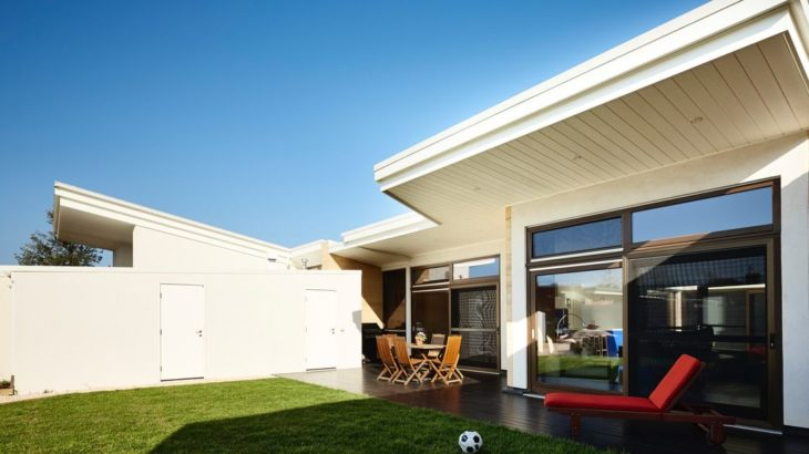 Une-Hemp House par Steffen Welsch - Melbourne, Australie © Rhiannon Slatter