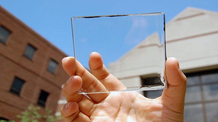 Une-Le solaire transparent technologie du futur