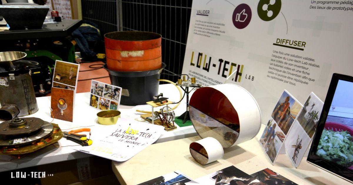 Une-Low tech Lab le wikipedia des technologies simples, accessibles et ecologiques
