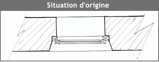 Comment positionner sa fen tre lors d 39 une isolation for Cochonnet fenetre