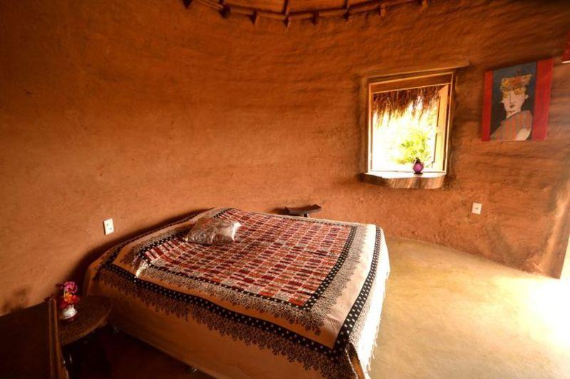 vaste chambre - House-Ibicoara par Auwaearth - Ibicoara, Bresil © Auwaearth