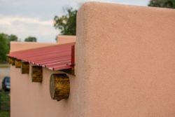 Adobe Style Tiny House par Mitchcraft Tiny Homes - Usa