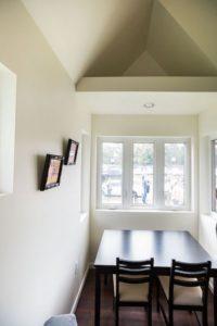 Salle séjour - Tiny-House par CCSS - Detroit, USA © jetsongreen