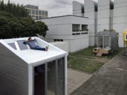 aVOID- Leonardo-Di-Chiara sur la terrasse - Bauhaus-Campus