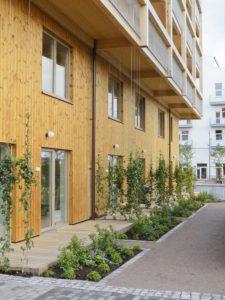 parterres intérieurs - The-Wooden Box-House par SPRIDD architecs- Suède ©MikaelOlsson