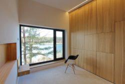chambre - Week-end house par Hantabal architekti - Slovaquie