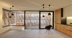cuisine - Week-end house par Hantabal architekti - Slovaquie