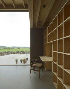 Mini espace bureau - House-Drummer par Bornstein Lyckefors - Karna, Suede © Mikael Olsson
