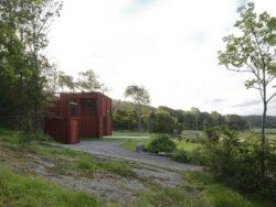 Vue site et payasage - House-Drummer par Bornstein Lyckefors - Karna, Suede © Mikael Olsson