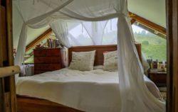 Chambre principale - Skyfarm par Michael-Leung - Australie © Living Big in a Tiny House.com