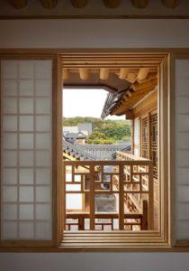 Fenêtres coulissantes - Su-o-jae par studio-GAON - Jingwan-dong, Coree du Sud © Youngchae Park