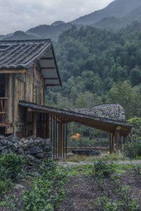 Jardin de thé - Springstream-House par WEI architects - Fuding, Chine © Weiqi Jin