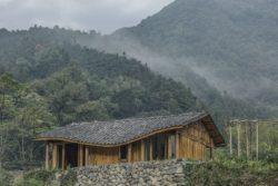 Maison d'hôtes - Springstream-House par WEI architects - Fuding, Chine © Weiqi Jin