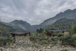 Maison d'hôtes et bâtiment principal - Springstream-House par WEI architects - Fuding, Chine © Weiqi Jin