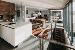 Pièce de vie - Haarlem-Shuffle par vanOmmeren-architecten - Haarlem, Pays-Bas © Eva Bloem