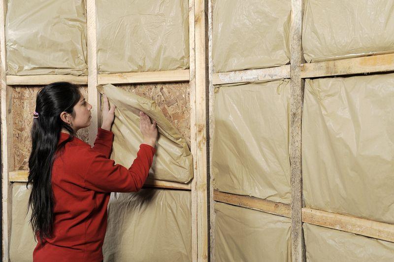 Pose dans un bâtiment - Matelas-Radiculaire par Rootman - Chili © Rootman