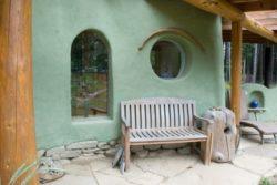 Terrasse en pavé pierre - kate-Cob par Workshop © Workshop