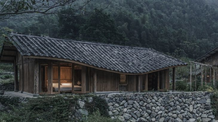 Une - Springstream-House par WEI architects - Fuding, Chine © Weiqi Jin