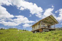 Vue niveau supérieur - Skyfarm par Michael-Leung - Australie © Living Big in a Tiny House.com