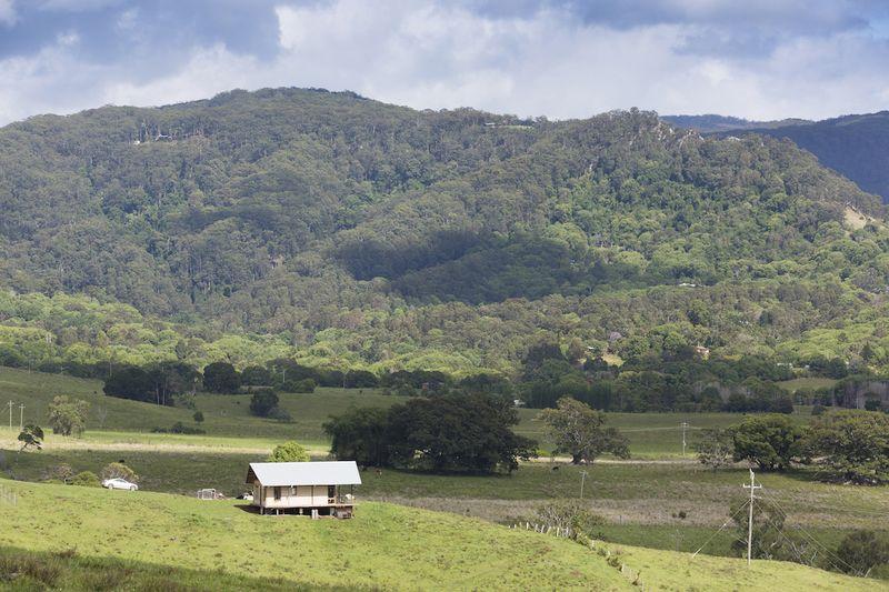 Vue panoramique et paysage - Skyfarm par Michael-Leung - Australie © Tiny House.com