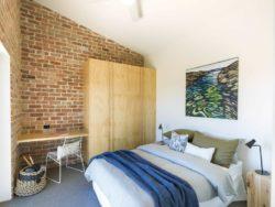 Chambre secondaire - Core 9 par Beaumont Concepts - Cape Paterson, Australie © Warren Reed