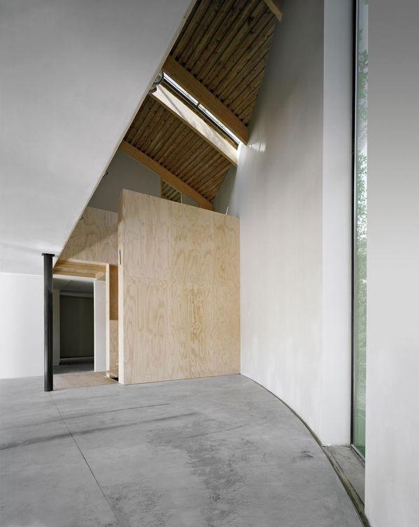 Quand 2 architectes belges v g talisent les murs non for Chambre belge des traducteurs