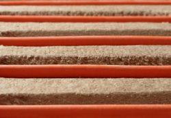 Système de chauffage à l'argile Naturbo - Heated Clay Wall par Silke Stevens - Londres, Angleterre