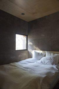 Chambre - Casa-Caldera par DUST - Texas, USA © Cade Hayes