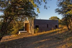 Paysage propriété - Casa-Caldera par DUST - Texas, USA © Cade Hayes