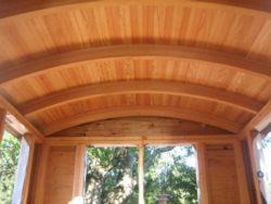 Plafond bois - Don-Vardo par Katy Anderson - USA