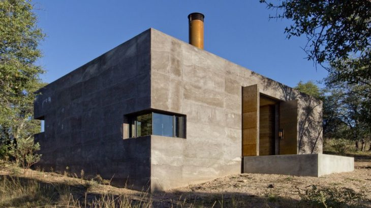 Une - Casa-Caldera par DUST - Texas, USA © Cade Hayes