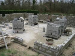 parpaing construction