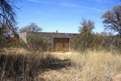 paysage environnant - Casa-Caldera par DUST - Texas, USA © Cade Hayes