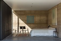 Chambre - Mountain-Retreat par DUST - Tucson, USA © Jeff Goldberg