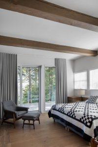 Chambre et chaine repos - High-Altitude-Style par Jane Hope - Saint-Sauveur, Canada © Adrien Williams