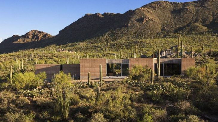 Une-Mountain-Retreat-par-DUST-Tucson-USA-©-Jeff-Goldberg