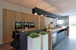 îlot central de cuisine - House-Fairy-Tale par Tijmen-Versluis - Voorschoten, Pays-Bas