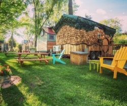 Mini parc - Hobbit-Tiny-House - Colorado, USA © Weecasa
