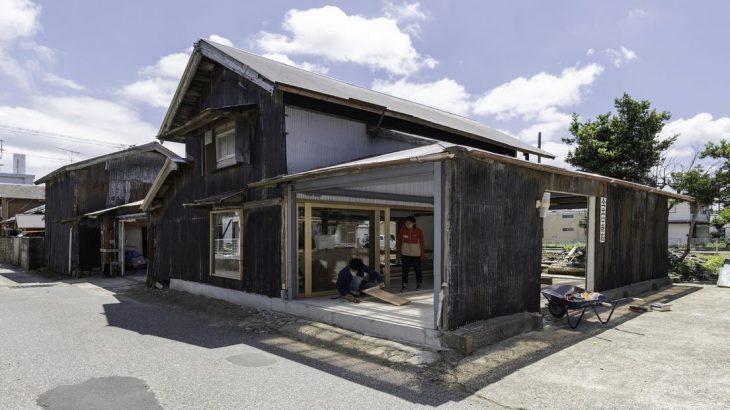 Une- Deguchishoten par kurosawa kawara-ten - Ohara Isumi Chiba, Japon © Ryosuke Sato