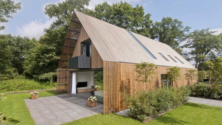 Une - House-Fairy-Tale par Tijmen-Versluis - Voorschoten, Pays-Bas