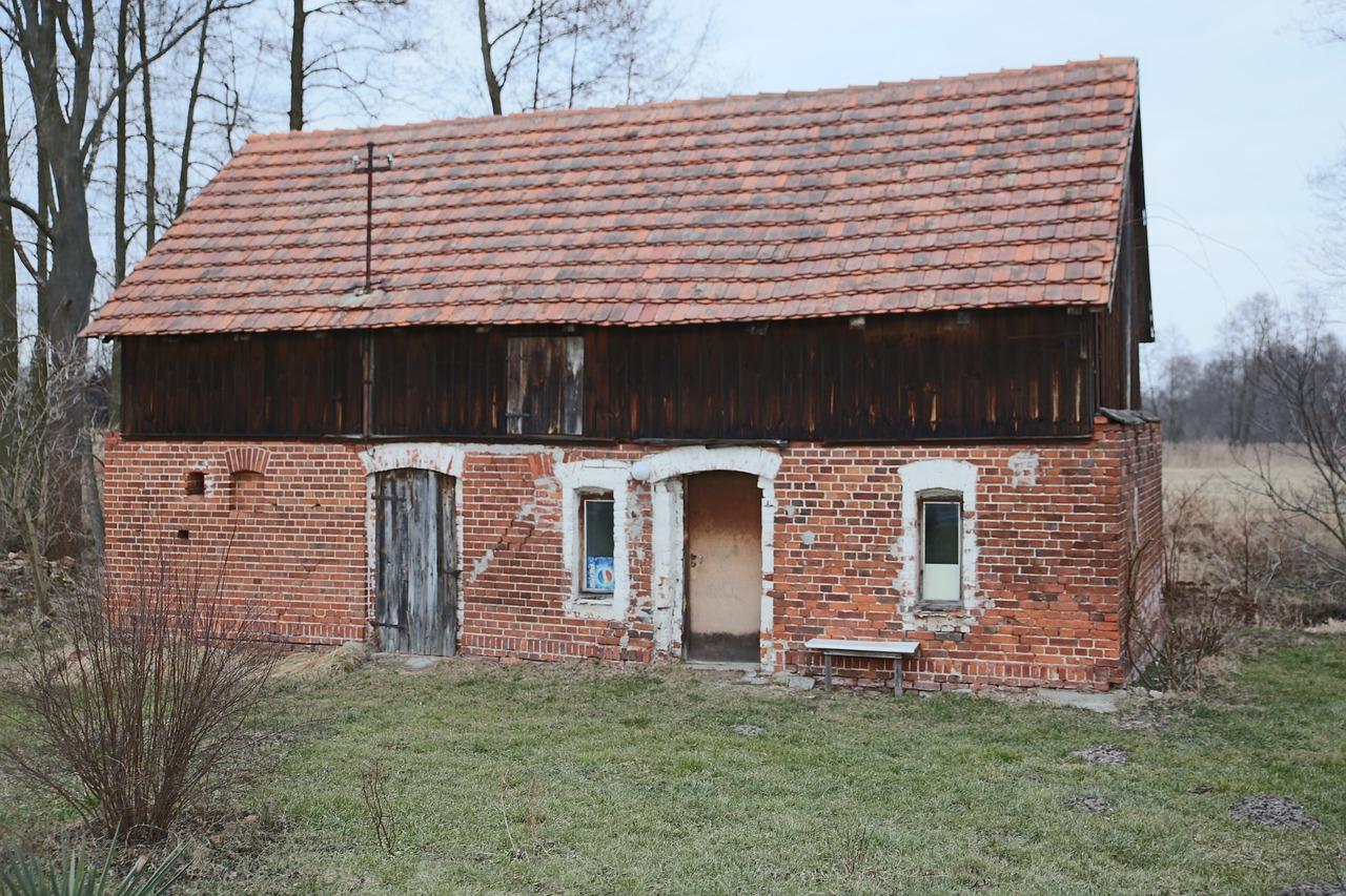 Achat maison en brique