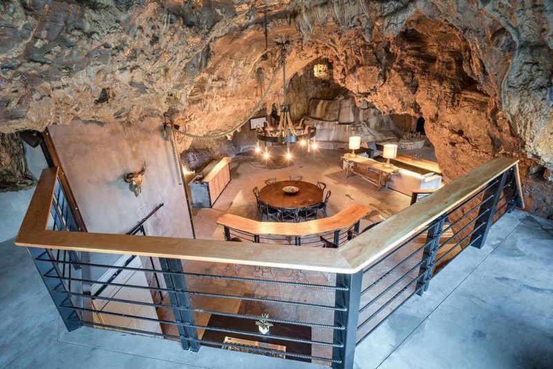 Etage superieur et vue salle séjour - Increible-casa - Arkansas, USA