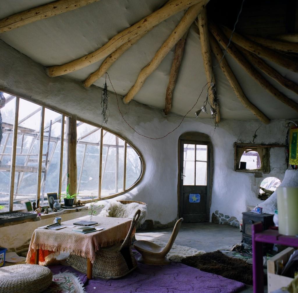 Intérieur d'une maison Lammas © brightgreenfutures
