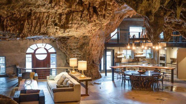 Une-maison-incroyable-cachee-dans-une-grotte-Arkansas
