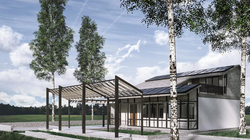 XJTU-WNEU-solar-house
